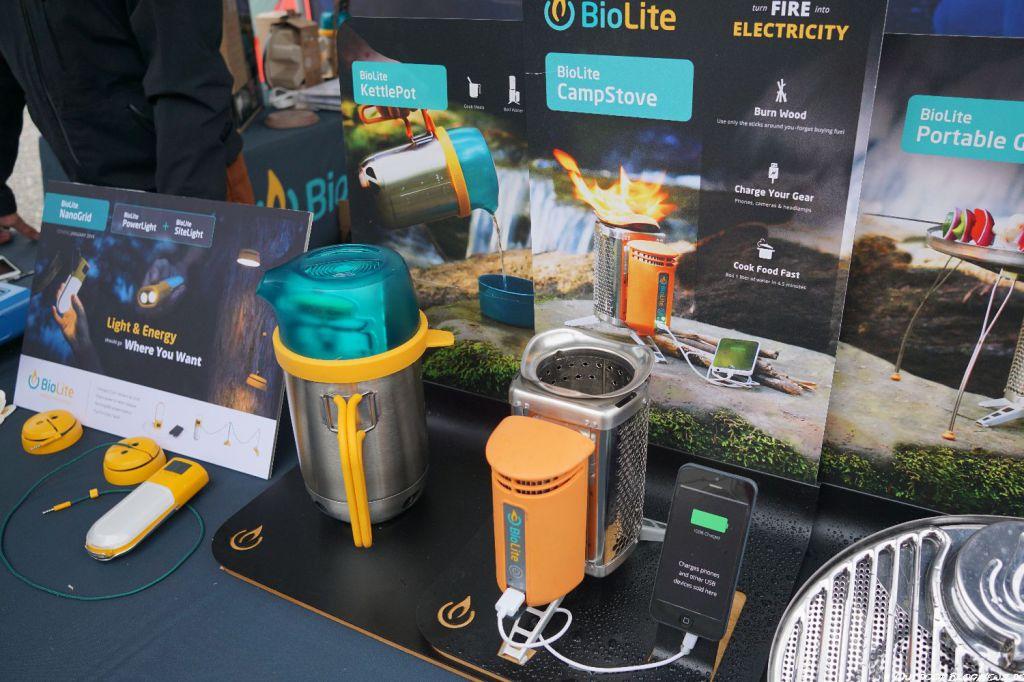 BioLite Campstove im Praxistest 001