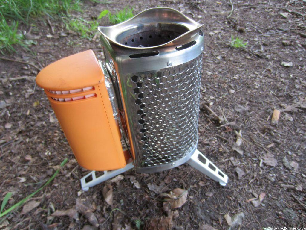 BioLite Campstove im Praxistest 004