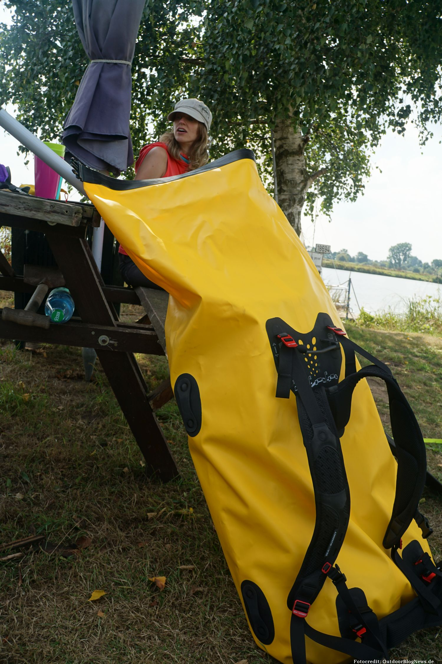 sea to summit hydraulic dry pack 120 liter der packsack. Black Bedroom Furniture Sets. Home Design Ideas