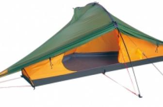 Exped Vela I Extreme – leichtes Solo-Trekkingzelt