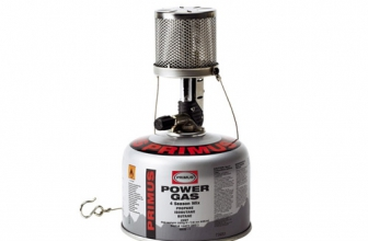 Primus Micron Lantern – Gaslaterne für Leichtgewichtswanderer