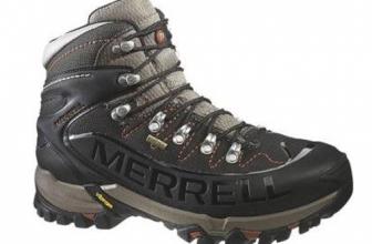 Merrell Outbound Mid GTX – Der leichte und wasserdichte Wanderschuh