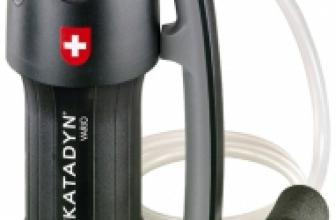 Katadyn Vario Wasserfilter