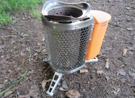 BioLite CampStove – Nicht irgendein Camping-Kocher im Praxistest