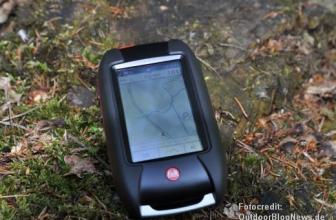 Falk LUX 22 – Einsteiger-Outdoor-Navigationsgerät von Falk im Test