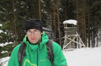 Osprey Kode – Skitourenrucksack im Test auf Wintertouren
