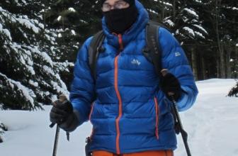 Mountain Equipment Hooded Xero Jacket – Daunenjacke mit Kapuze für kalte Touren im Test