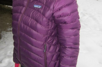 Patagonia Down Sweater Full-Zip Hoody – Leichte Daunenjacke getestet auf Tour