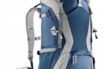 Deuter ACT Lite 40+10 – Leichtgewichtiger Trekking- und Hochtourenrucksack