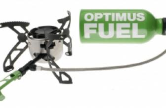 Optimus Nova – Der legendäre Multifuelkocher