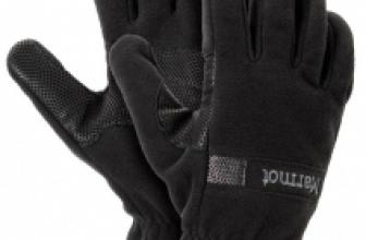 Marmot Windstopper Glove – Handschuhe mit Gore Windstopper