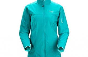 Arc'teryx Solano Jacket – Gore Windstopper Jacke