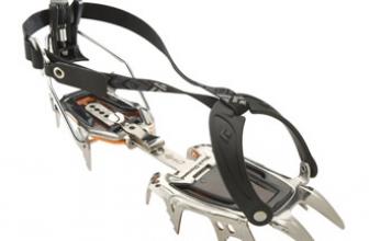 Black Diamond Sabretooth – Leichte Edelstahl Steigeisen