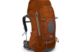 Osprey Aether 60 – Touren-/ Alpinrucksack