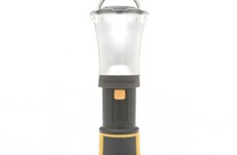 Black Diamond Orbit – Kleine und leichte Stehlampe